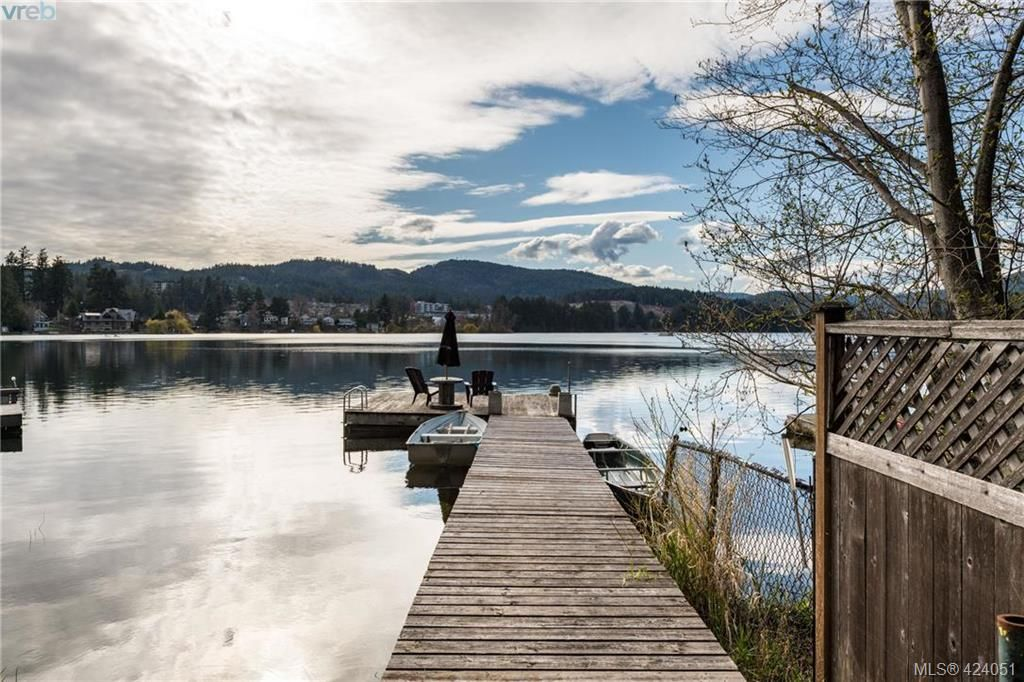 Main Photo: 2880 Leigh Rd in VICTORIA: La Langford Lake House for sale (Langford)  : MLS®# 837469