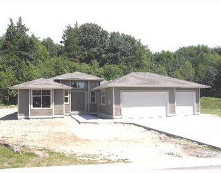 "Photo 1: 5014 BAY Road in Sechelt: Sechelt District House for sale in ""DAVIS BAY RIDGE CREEK ESTATES"" (Sunshine Coast)  : MLS®# V643417"