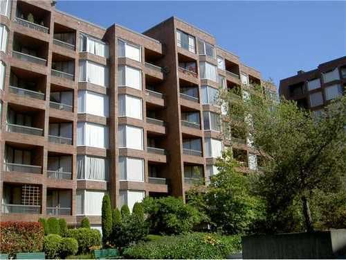 Main Photo: 815 1330 BURRARD Street in Vancouver West: Home for sale : MLS®# V948363