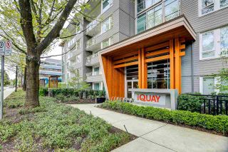 """Photo 1: 306 255 W 1ST Street in North Vancouver: Lower Lonsdale Condo for sale in """"WEST QUAY"""" : MLS®# R2469889"""