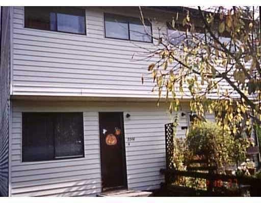"Main Photo: 3226 GANYMEDE DR in Burnaby: Simon Fraser Hills Townhouse for sale in ""SIMON FRASER VILLAGE"" (Burnaby North)  : MLS®# V556289"