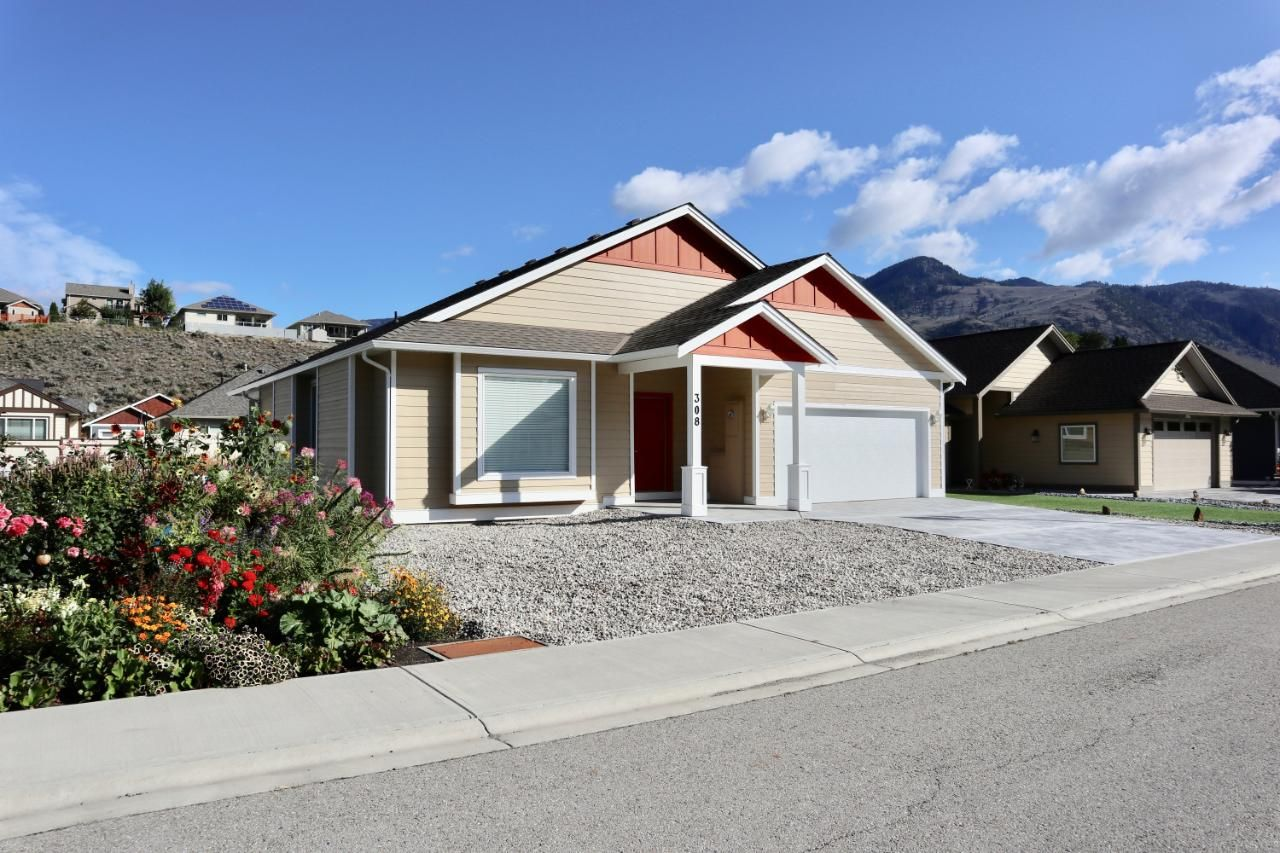 Main Photo: 308 Forner Crescent in Keremeos: House for sale : MLS®# 180660