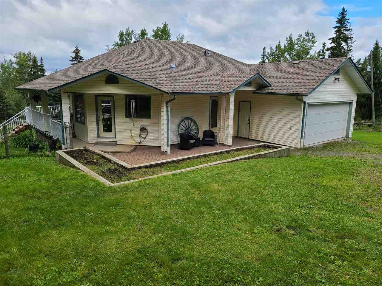 Main Photo: 895 LEGAULT Road in Prince George: Tabor Lake House for sale (PG Rural East (Zone 80))  : MLS®# R2493650