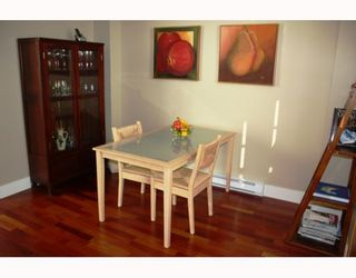 """Photo 3: 852 W 15TH Avenue in Vancouver: Fairview VW Townhouse for sale in """"REDBRICKS"""" (Vancouver West)  : MLS®# V790178"""