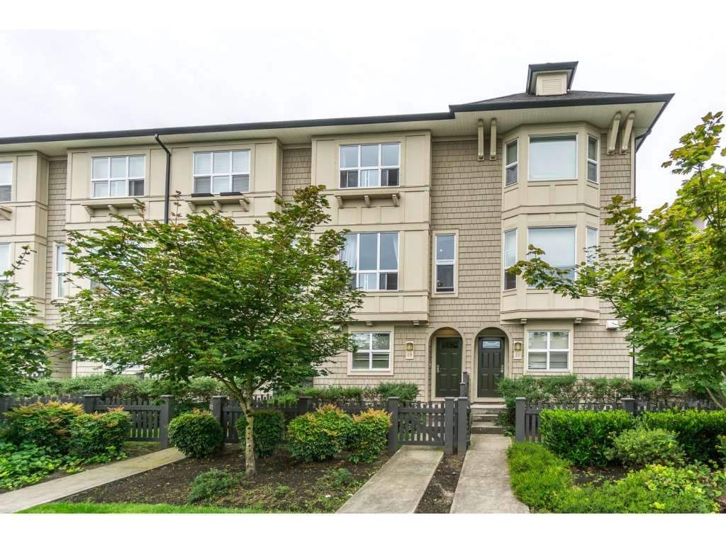 "Main Photo: 29 7938 209 Street in Langley: Willoughby Heights Townhouse for sale in ""Red Maple Park"" : MLS®# R2229002"