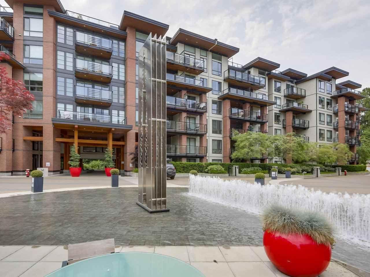"""Main Photo: 513 733 W 3RD Street in North Vancouver: Hamilton Condo for sale in """"The Shore"""" : MLS®# R2285790"""