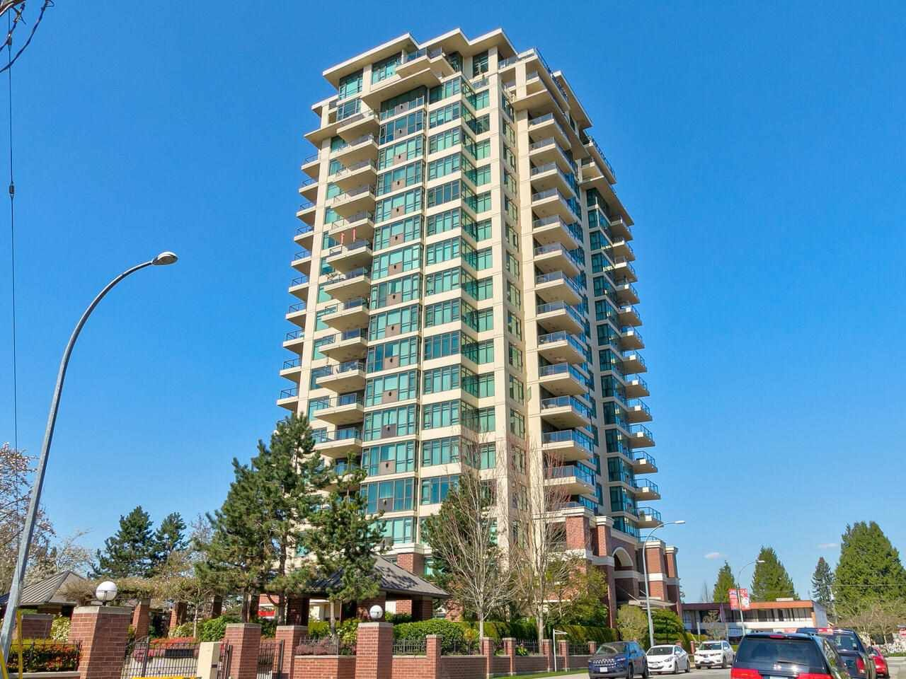 """Main Photo: 903 615 HAMILTON Street in New Westminster: Uptown NW Condo for sale in """"The Uptown"""" : MLS®# R2569746"""