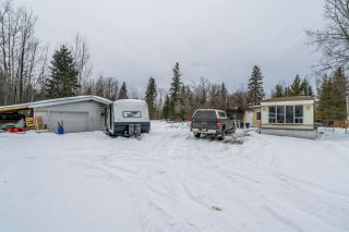 Photo 2: 7715 INGA Drive in Prince George: Pineview Manufactured Home for sale (PG Rural South (Zone 78))  : MLS®# R2546089