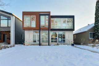 Main Photo: 10329 147 Street in Edmonton: Zone 21 House Half Duplex for sale : MLS®# E4227154