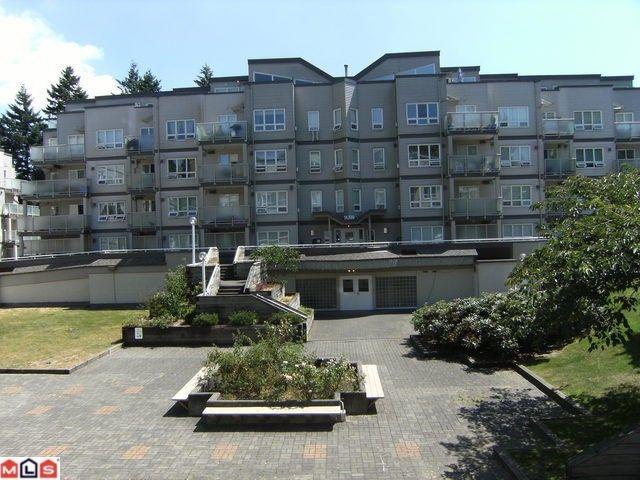 "Main Photo: 402 14399 103RD Avenue in Surrey: Whalley Condo for sale in ""CLARIDGE COURT"" (North Surrey)  : MLS®# F1019821"