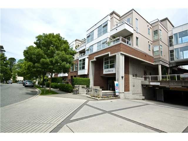 """Main Photo: 218 2768 CRANBERRY Drive in Vancouver: Kitsilano VW Condo for sale in """"ZYDECO"""" (Vancouver West)  : MLS®# V835905"""