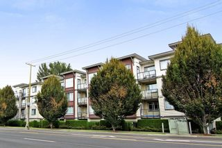 """Photo 1: 405 2943 NELSON Place in Abbotsford: Central Abbotsford Condo for sale in """"Edgebrook"""" : MLS®# R2299096"""