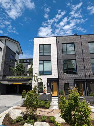 """Main Photo: 7 9733 UNIVERSITY Crescent in Burnaby: Simon Fraser Univer. Townhouse for sale in """"Fraser"""" (Burnaby North)  : MLS®# R2586327"""