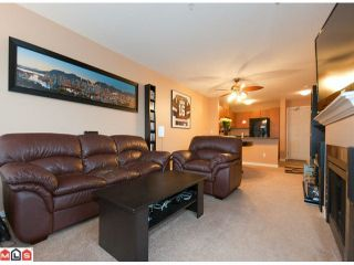 """Photo 2: 240 27358 32ND Avenue in Langley: Aldergrove Langley Condo for sale in """"WILLOWCREEK PHASE 4"""" : MLS®# F1104226"""