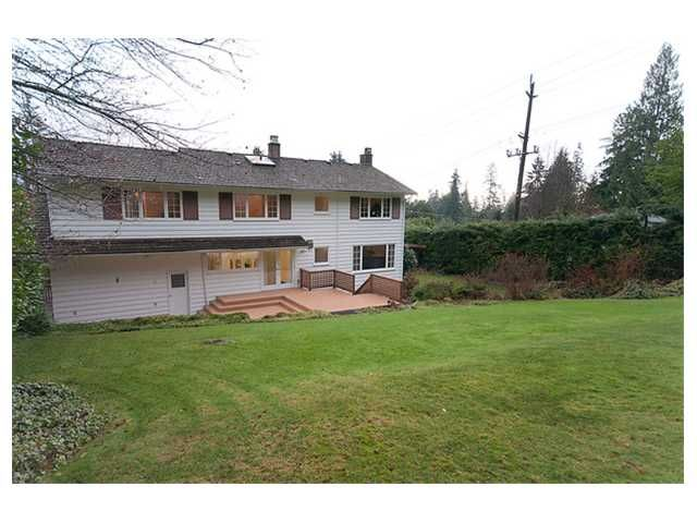Photo 9: Photos: 115 BONNYMUIR Drive in West Vancouver: Glenmore House for sale : MLS®# V860701