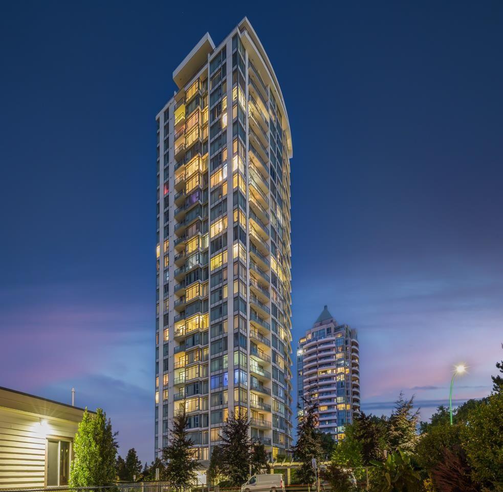 "Main Photo: 1708 6688 ARCOLA Street in Burnaby: Highgate Condo for sale in ""LUMA"" (Burnaby South)  : MLS®# R2600472"