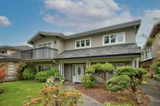 """Photo 1: 4437 ATLEE Avenue in Burnaby: Deer Lake Place House for sale in """"DEER LAKE PLACE"""" (Burnaby South)  : MLS®# R2586875"""