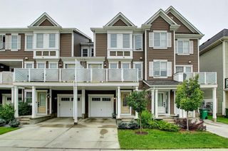 Photo 1: 309 WINDFORD Green SW: Airdrie Row/Townhouse for sale : MLS®# A1131009