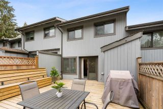 """Photo 27: 887 CUNNINGHAM Lane in Port Moody: North Shore Pt Moody Townhouse for sale in """"WOODSIDE VILLAGE"""" : MLS®# R2555689"""