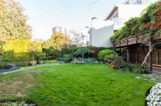 Photo 38: 310 1789 DAVIE Street in Vancouver: West End VW Townhouse for sale (Vancouver West)  : MLS®# R2511196