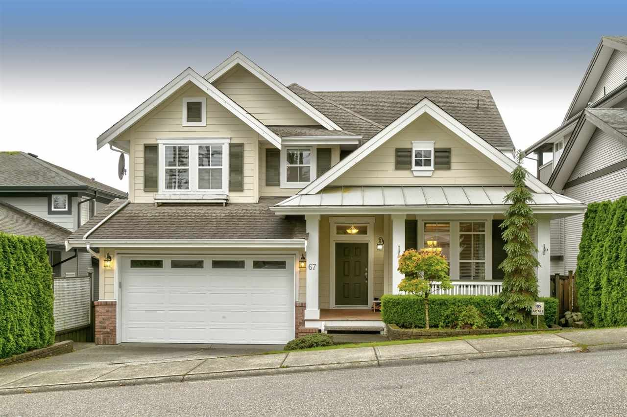 """Main Photo: 67 CLIFFWOOD Drive in Port Moody: Heritage Woods PM House for sale in """"Stoneridge by Parklane"""" : MLS®# R2550701"""
