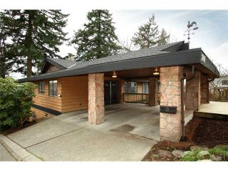 Photo 1: 2064 CONCORD Avenue in Coquitlam: Cape Horn House for sale : MLS®# V938475
