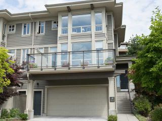 "Photo 2: 2411 SHADBOLT LN in West Vancouver: Panorama Village Townhouse for sale in ""Klahaya"" : MLS®# V1021422"