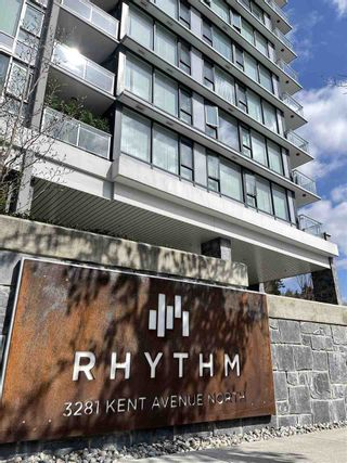 """Photo 2: 708 3281 E KENT NORTH Avenue in Vancouver: South Marine Condo for sale in """"RHYTHM"""" (Vancouver East)  : MLS®# R2560384"""