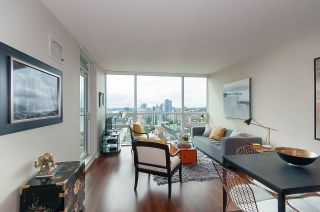 """Photo 8: 1905 125 COLUMBIA Street in New Westminster: Downtown NW Condo for sale in """"NORTHBANK"""" : MLS®# R2255130"""