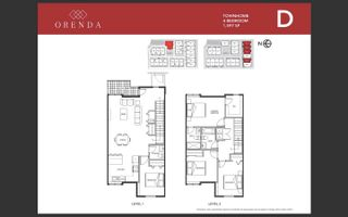 """Photo 5: 34 18850 72A Avenue in Surrey: Clayton Townhouse for sale in """"ORENDA"""" (Cloverdale)  : MLS®# R2605334"""