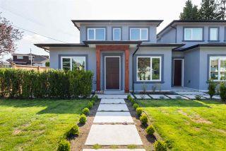 Photo 1: 6497 WALKER Avenue in Burnaby: Upper Deer Lake 1/2 Duplex for sale (Burnaby South)  : MLS®# R2509028