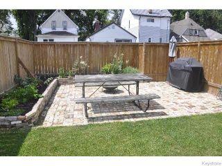 Photo 16: 870 Valour Road in WINNIPEG: West End / Wolseley Residential for sale (West Winnipeg)  : MLS®# 1519550