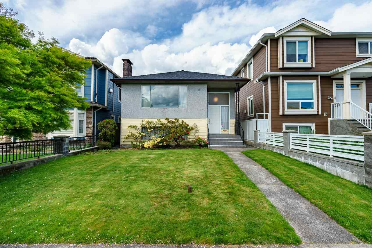 Main Photo: 319 E 50TH Avenue in Vancouver: South Vancouver House for sale (Vancouver East)  : MLS®# R2575272