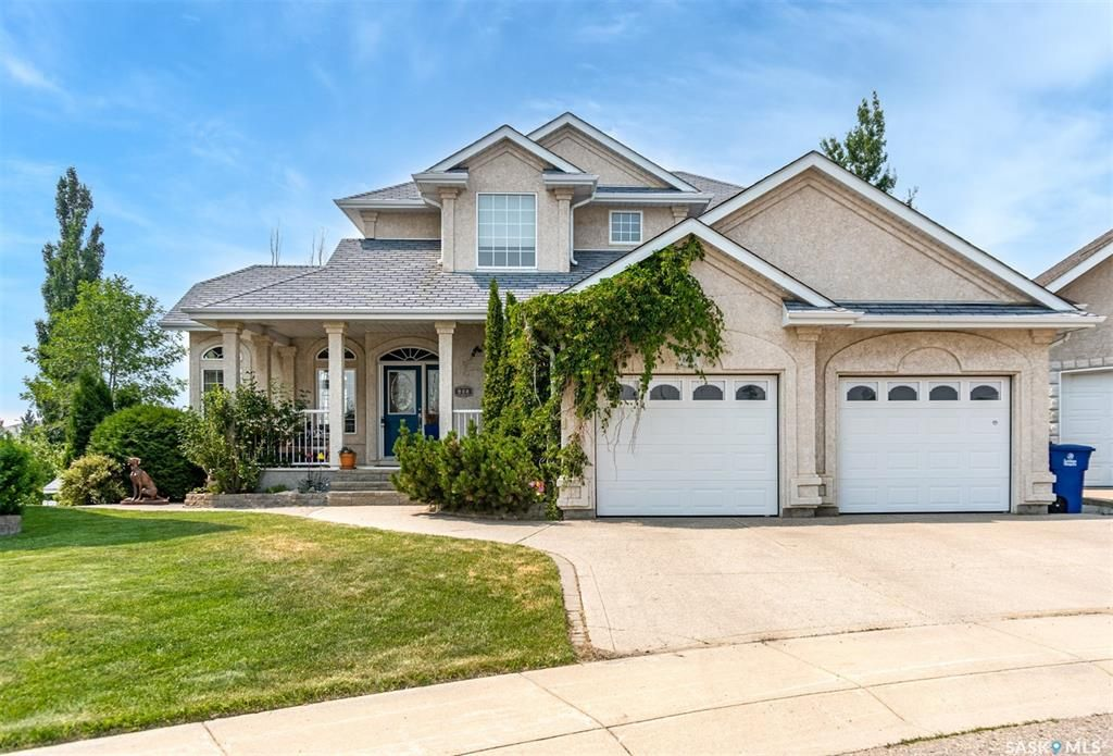 Main Photo: 605 Crystal Terrace in Warman: Residential for sale : MLS®# SK863898