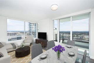 """Photo 3: 2707 8189 CAMBIE Street in Vancouver: Marpole Condo for sale in """"NORTHWEST"""" (Vancouver West)  : MLS®# R2395087"""