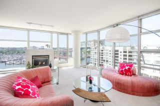 Photo 8: 709 990 BEACH AVENUE in Vancouver: Yaletown Condo for sale (Vancouver West)  : MLS®# R2187799