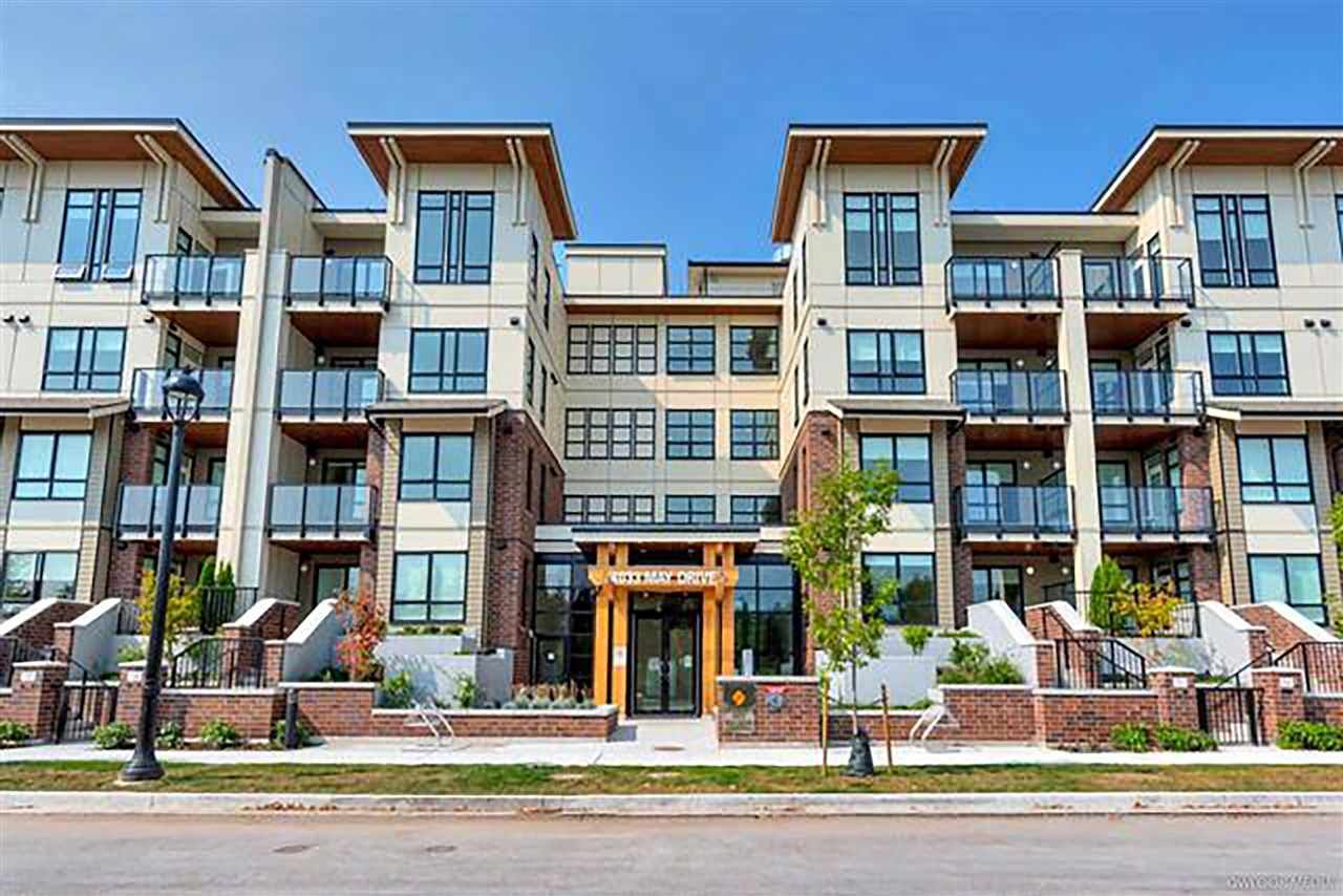 Main Photo: 316 4033 MAY Drive in Richmond: West Cambie Condo for sale : MLS®# R2584148