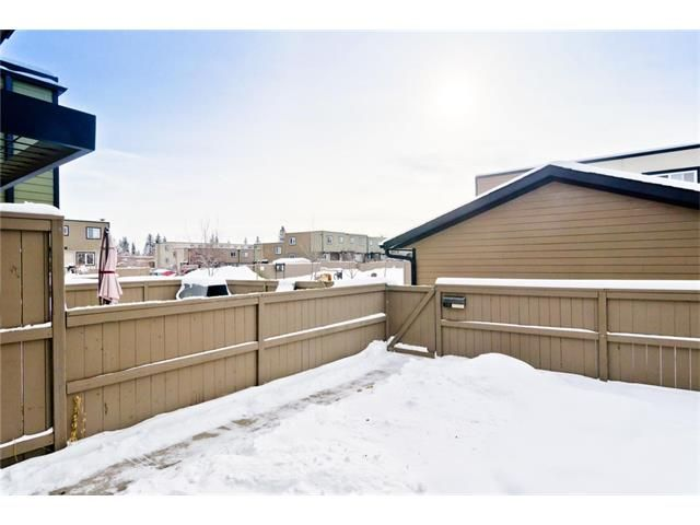 Photo 32: Photos: 118 3809 45 Street SW in Calgary: Glenbrook House for sale : MLS®# C4096404