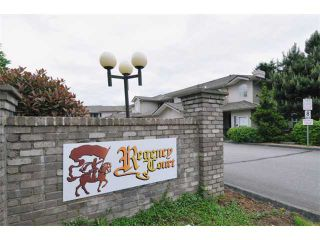 """Photo 10: 4 19060 FORD Road in Pitt Meadows: Central Meadows Townhouse for sale in """"REGENCY COURT"""" : MLS®# V894879"""