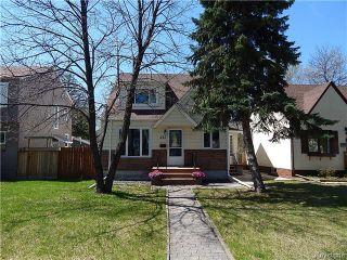 Photo 1: 483 Waverley Street in Winnipeg: River Heights Residential for sale (1C)  : MLS®# 1711108