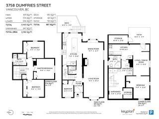 Photo 35: 3758 DUMFRIES Street in Vancouver: Knight House for sale (Vancouver East)  : MLS®# R2590666