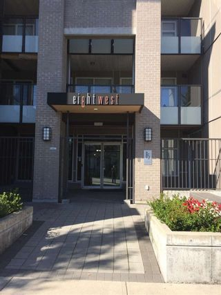 """Photo 1: 307 85 EIGHTH Avenue in New Westminster: GlenBrooke North Condo for sale in """"EIGHTWEST / GLENBROOKE NORTH"""" : MLS®# R2211066"""