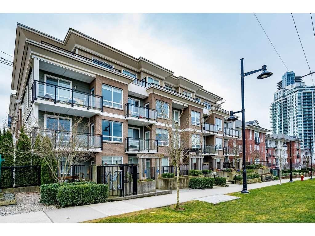 """Main Photo: 306 630 COMO LAKE Avenue in Coquitlam: Coquitlam West Condo for sale in """"COMO LIVING"""" : MLS®# R2549081"""