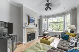 "Photo 1: 104 2355 W BROADWAY Street in Vancouver: Kitsilano Condo for sale in ""Connaught Park Place"" (Vancouver West)  : MLS®# R2306198"