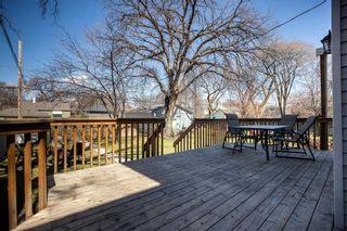 Photo 23: 549 Jubilee Avenue in Winnipeg: Lord Roberts Residential for sale (1A)  : MLS®# 202119631