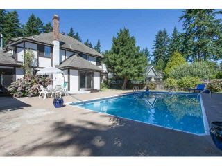 """Photo 20: 2538 148TH Street in Surrey: Sunnyside Park Surrey House for sale in """"Sherbrooke Estates"""" (South Surrey White Rock)  : MLS®# F1448509"""