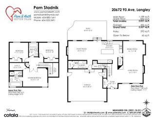 """Photo 31: 20672 93 Avenue in Langley: Walnut Grove House for sale in """"Forest Creek/Greenwood"""" : MLS®# R2622596"""