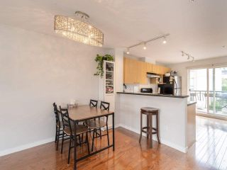 """Photo 9: 318 678 W 7TH Avenue in Vancouver: Fairview VW Townhouse for sale in """"LIBERTE"""" (Vancouver West)  : MLS®# R2575214"""