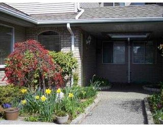 """Photo 2: 13 21491 DEWDNEY TRUNK Road in Maple Ridge: West Central Townhouse for sale in """"DEWDNEY WEST"""" : MLS®# V822711"""
