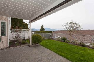 """Photo 19: 57 1973 WINFIELD Drive in Abbotsford: Abbotsford East Townhouse for sale in """"Belmont Ridge"""" : MLS®# R2252224"""